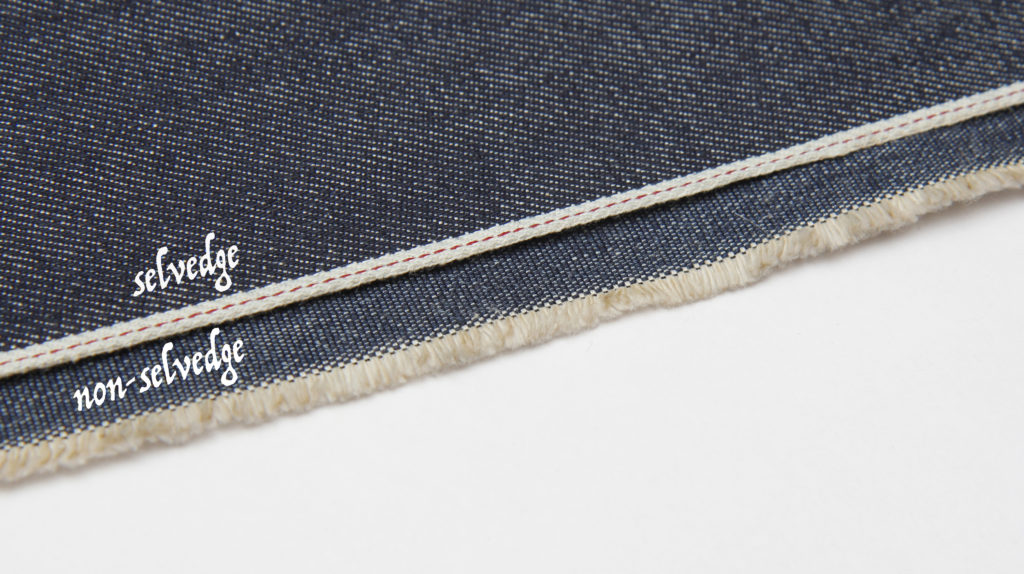 selvedge vs non 6
