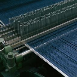 Cómo se hace un par de jeans: el tejido, el selvedge y otros (parte 4 de 6)